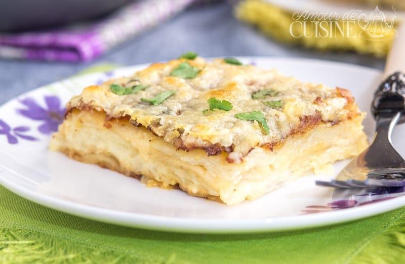 gratin de pommes de terre au fromage 1