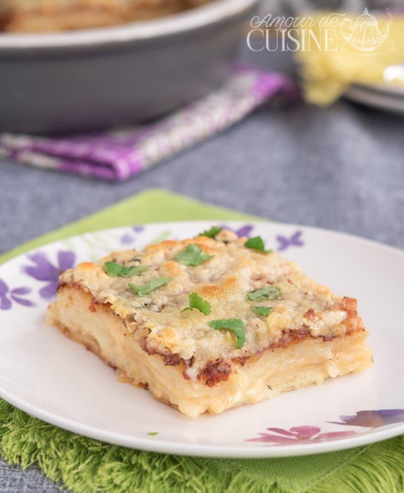 gratin de pommes de terre au fromage 2