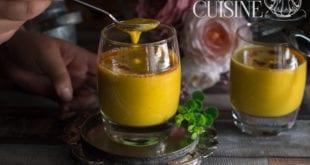 bissara, soupe aux pois cassées