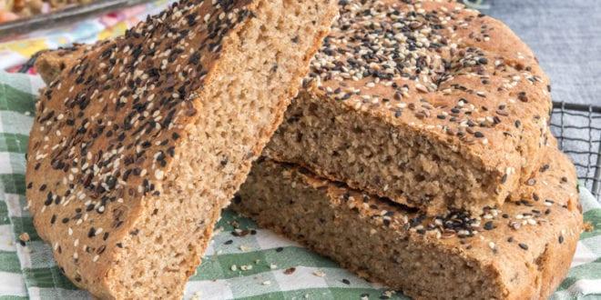 pain maison a la farine complete