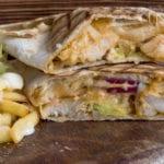 tacos au poulet à la sauce algérienne-2