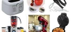 matériels, outils et ustensiles indispensables dans votre cuisine