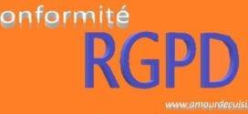 votre consentement sur la conservation de vos données personnelles (RGPd)