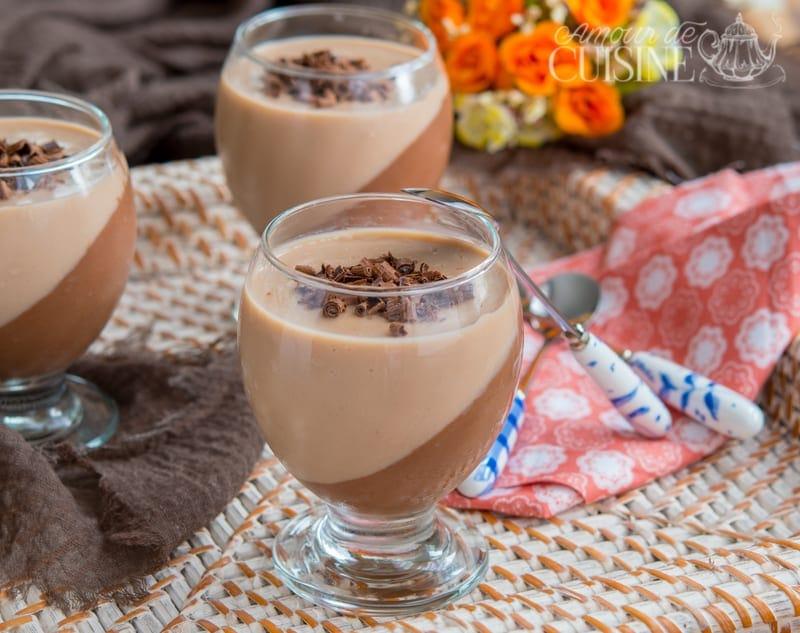 mahalabia chocolat caramel