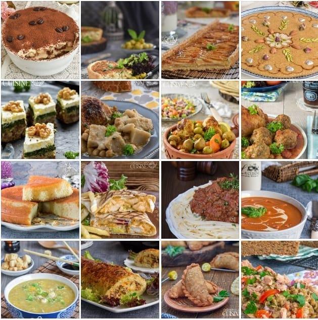Recettes Pour Ramadan 2018