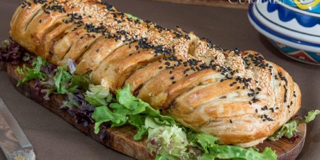 Pizzas quiches tartes salees et sandwichs archives - Recette de cuisine quiche au poulet ...