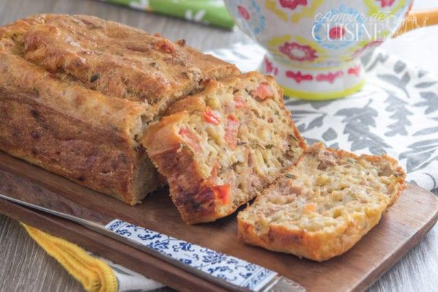 Cake Au Thon Sauce Tomate Oignon