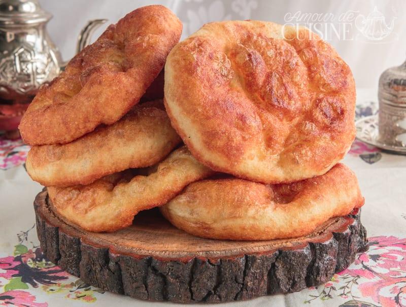 khfaf à la semoule recette traditionnelle algérienne