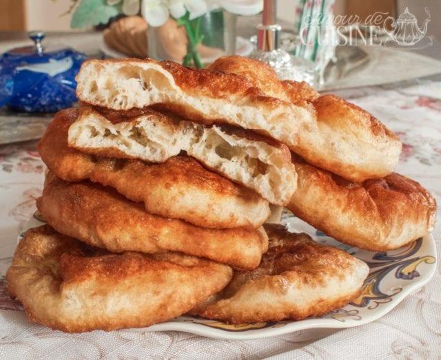 Recette de sfenj facile ou khfaf à la semoule et farine