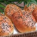pains farcis au feta