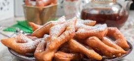 les bugnes lyonnaises ou les beignets de carnaval