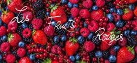 Recettes autour d'un ingrédient #50 les fruits rouges