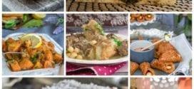 Menu Ramadan semaine 2