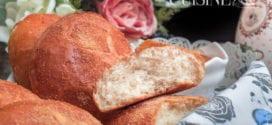 petits pains sans pétrissage au yaourt