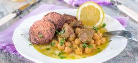 tajine de maakouda à la viande hachée en sauce, lambatane