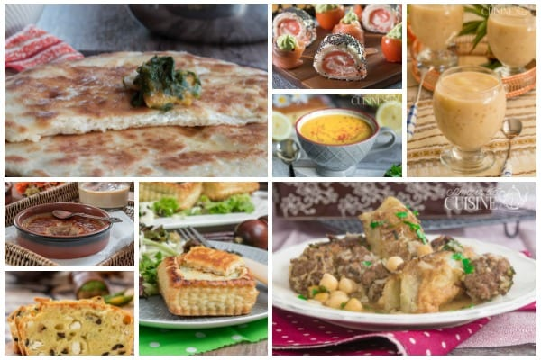 menu Ramadan semaine 3 - idée repas complet