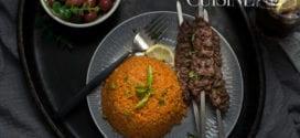 Brochettes de kefta, brochette de viande hachée