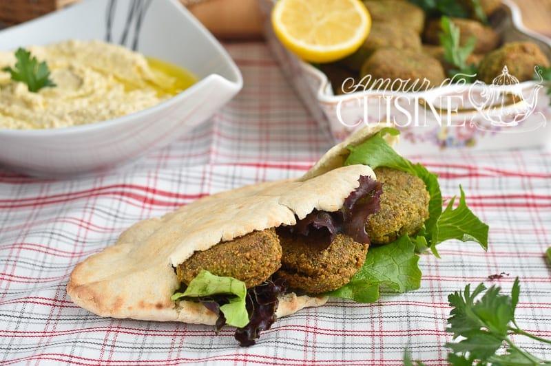 recette falafel facile