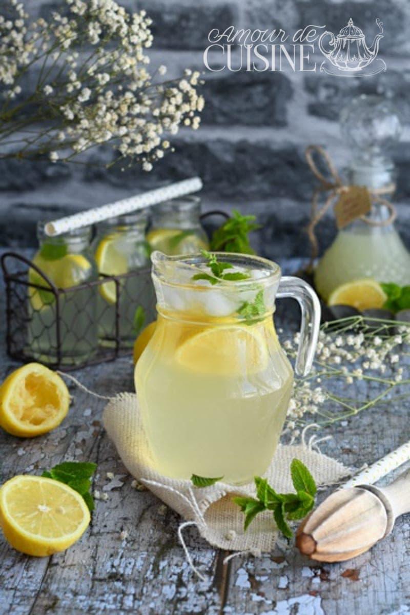 limonade de citron
