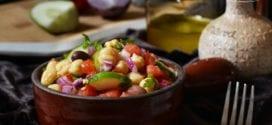 salade de pois chiches facile