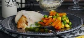recette blanc de poulet sauce suprême