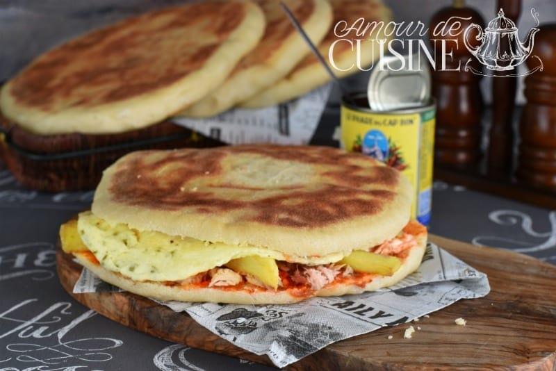 la recette du chapati tunisien 1