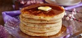 recette des pancakes au babeurre, lben