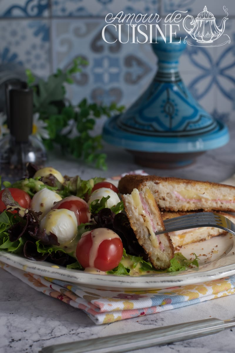 Idée Repas Pour Deux Amoureux recette cordon bleu maison