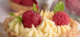 Crème mousseline, recette pâtissière de base