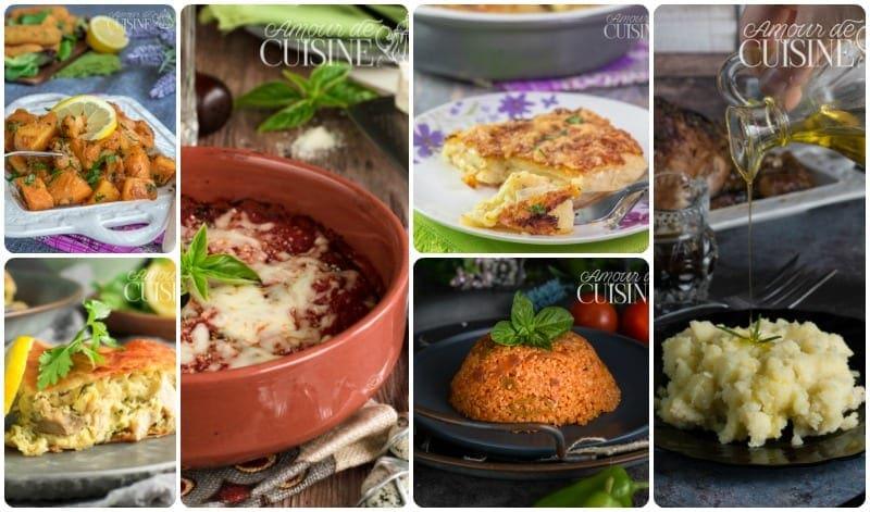 Idée Diner Simple recette facile et rapide pour personne débordée   Amour de cuisine