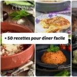 plus + de 50 recettes et idée repas