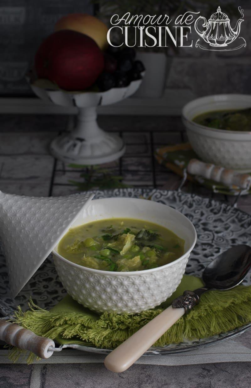 soupe au chou vert 1