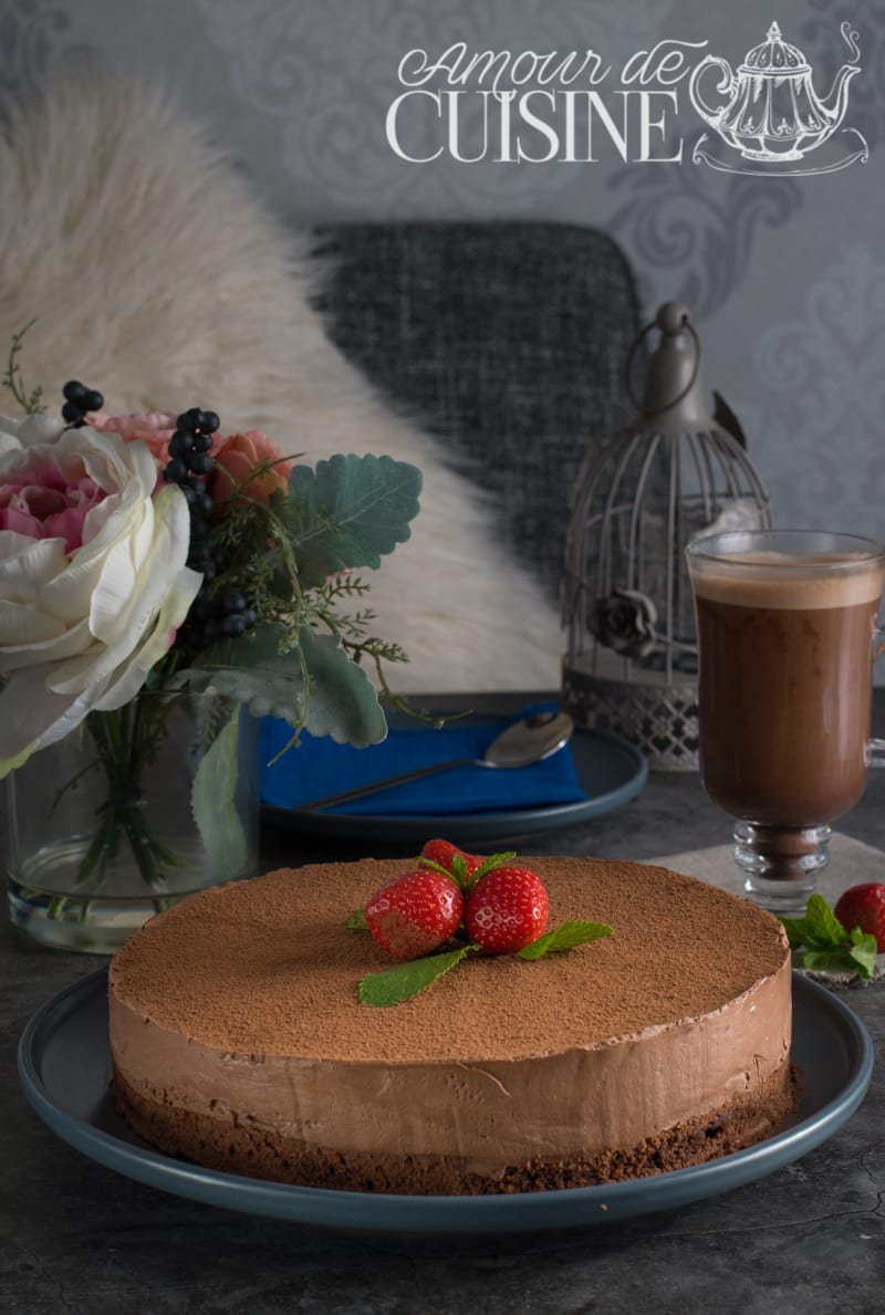 gateau mousse au chocolat sans gluten