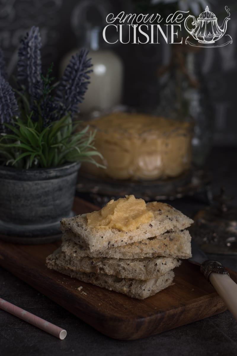 beurre de pomme recette au Thermomix et sans
