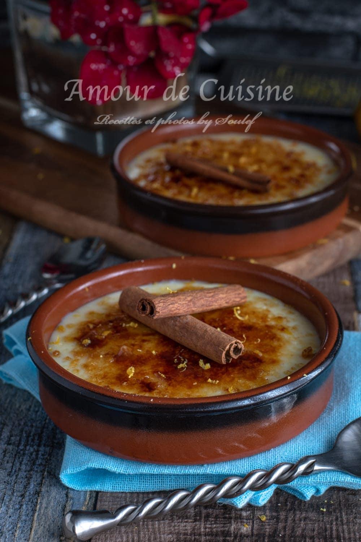 recette de la creme catalane