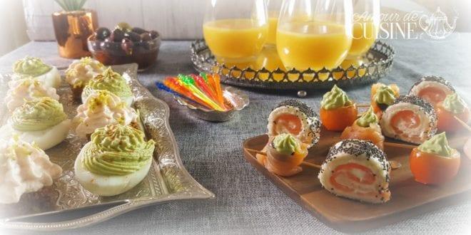 5 idées d'apéritifs dînatoires faciles