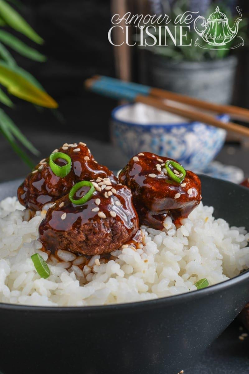 recette du yakitori au poulet