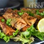 Bricks au fromage féta et épinards, recette ramadan 2020