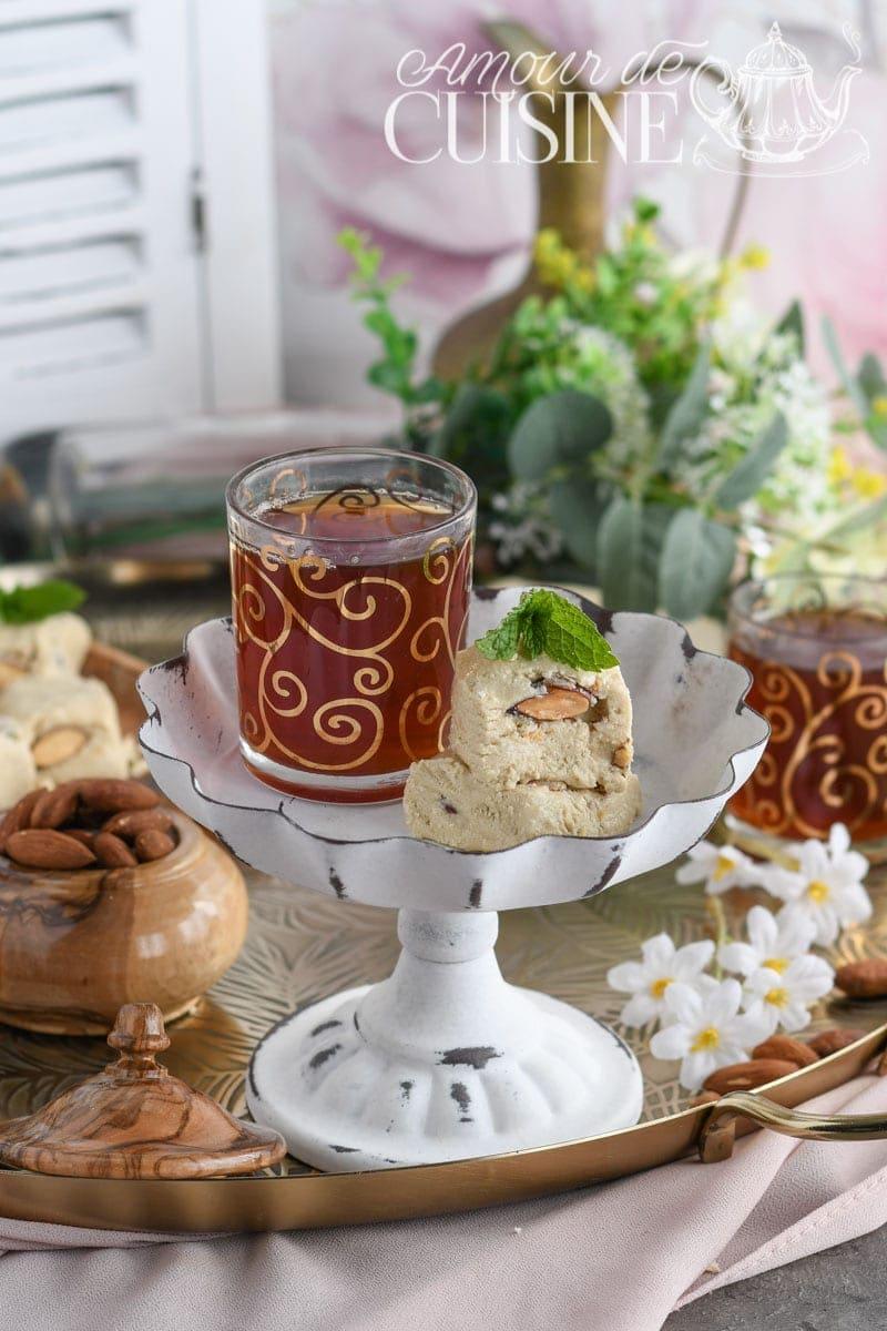 chamia, halva turc