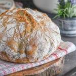 pain blanc en cocotte