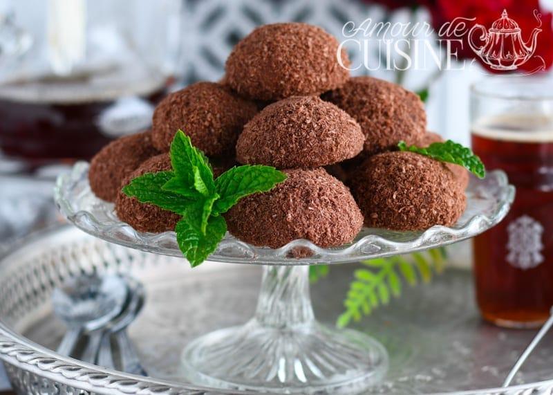 gateau sec au cacao katifa