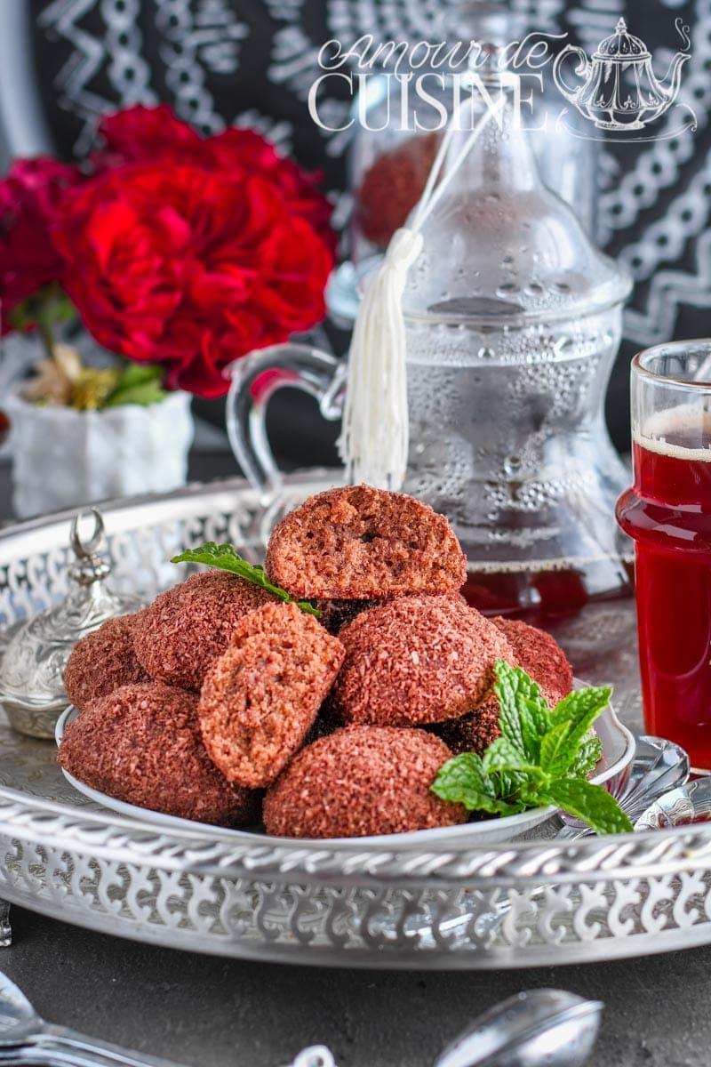 gateau algerien au cacao