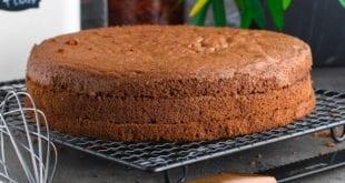 recette génoise au chocolat inratable