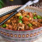 riz cantonais facile et rapide