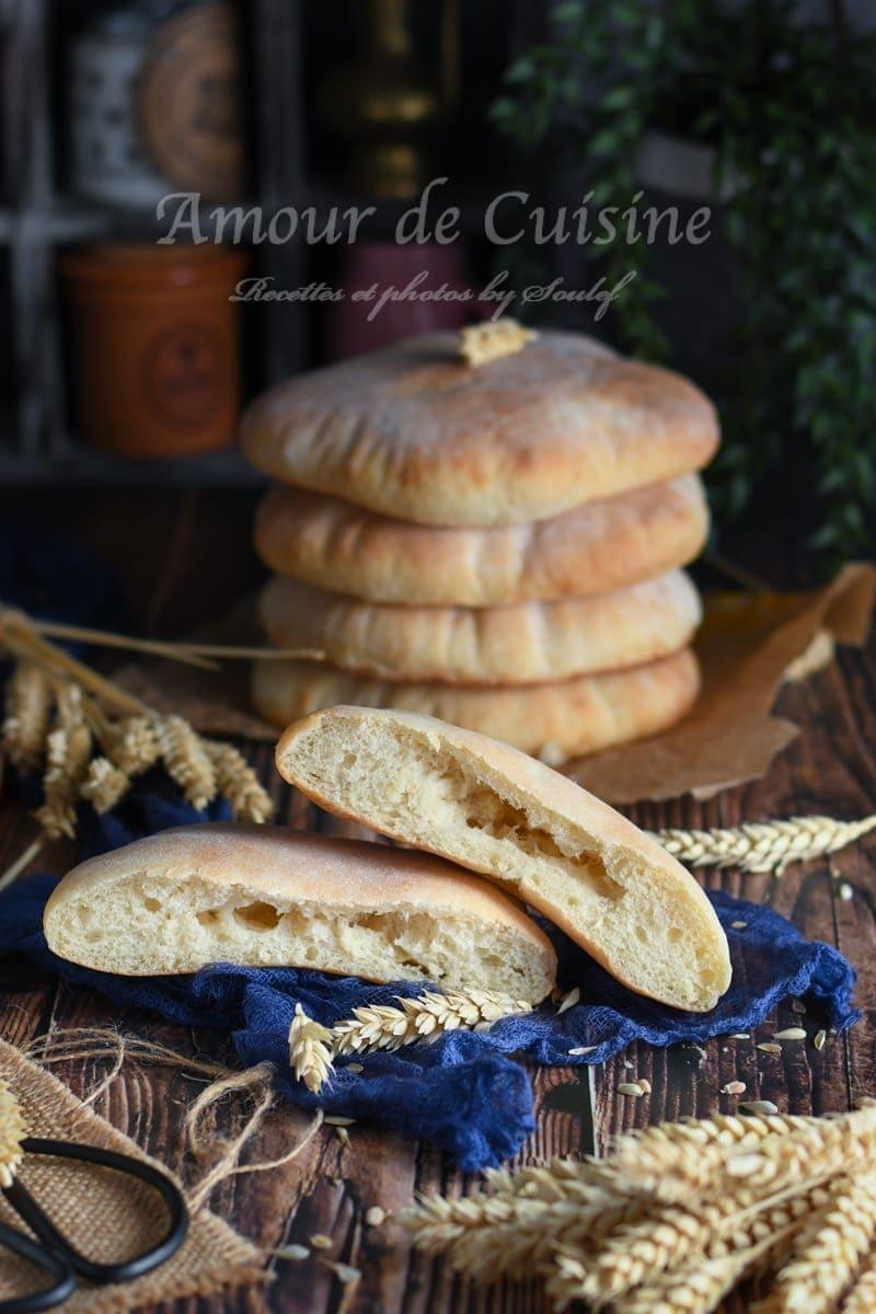 pain kebab turc maison