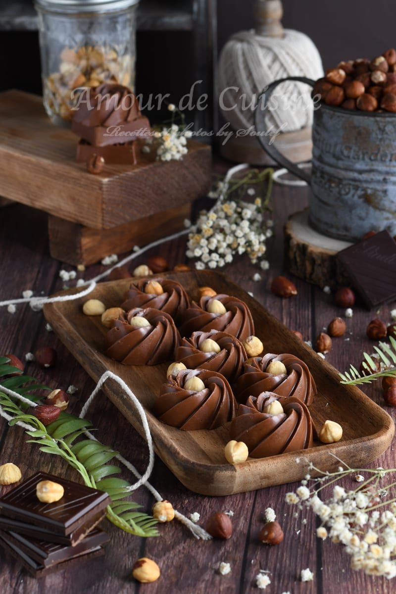 gianduja maison facile