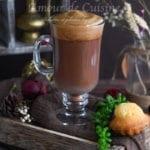 Café moka et dalgona coffee