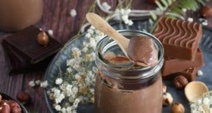 creme au chocolat gianduja maison