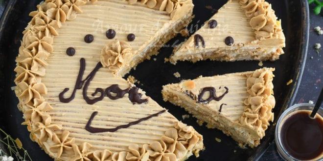 Recette Gateau Moka Facile Et Rapide Amour De Cuisine