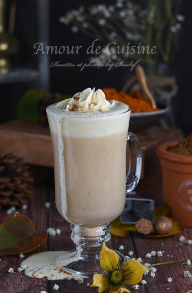 Pumpkin Spice Latte de STARBUCKS